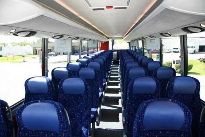charter bus rental birmingham al