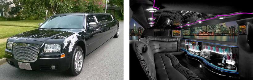 chrysler limo service birmingham