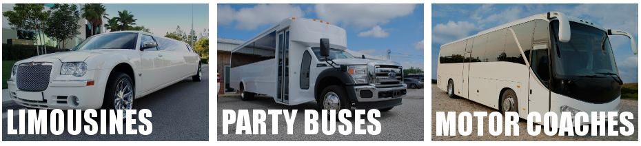 limo service party bus rental birmingham motor coach