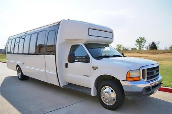 20 passenger shuttle bus rental Huntsville