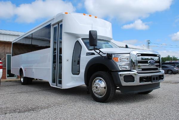 30 passenger bus rental Huntsville