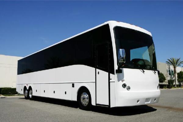 40 passenger charter bus rental Hoover