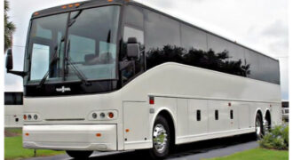 50 passenger charter bus Mobile