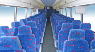 50 person charter bus rental Hoover