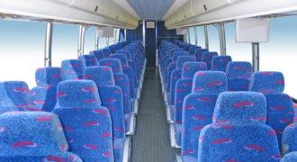 50 person charter bus rental Huntsville