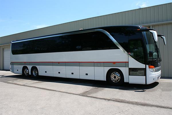 Birmingham 56 Passenger Charter Bus